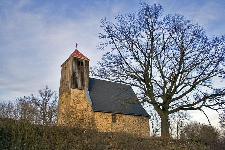 kościół w borowie polskim