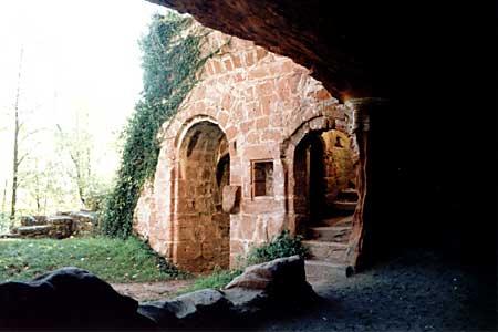 zamek falkenstein