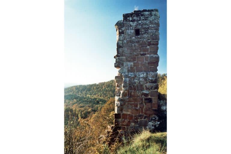 Zamek Ramstein