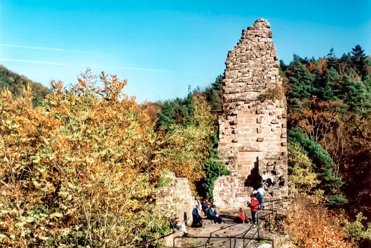 Zamek Wasigenstein