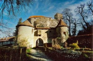 Zamek Guttenberg w Badenii Wirtembergii