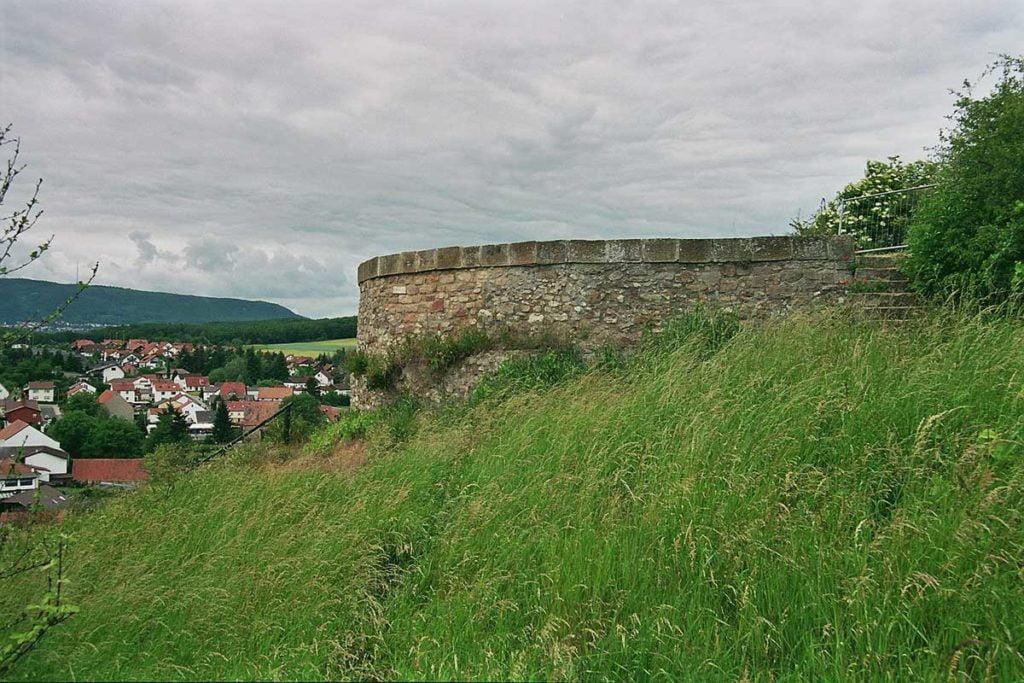 Zamek Bolanden