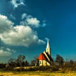 Kościół w Gołaszynie