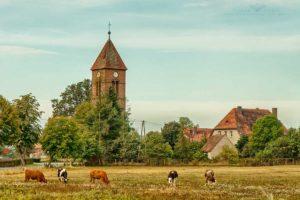 Dzwonnica w Wichowie