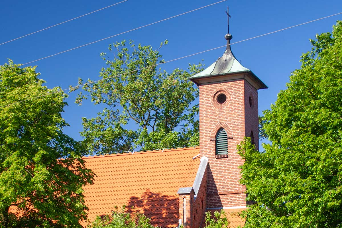 Kościół w Zakęciu
