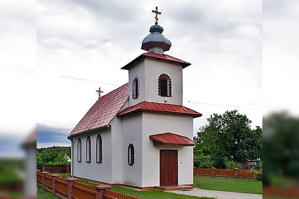 Cerkiew w Lipinach