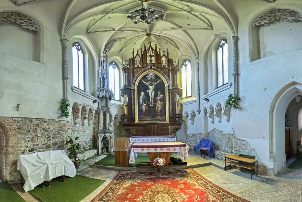 Kościół Świętego Krzyża w Żaganiu