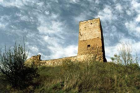 zamek gleischen