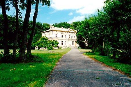 pałac w gostyniu
