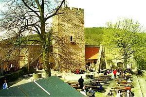 zamek landeck