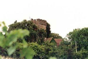 Zamek St. Paul
