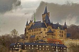 pałac wernigerode