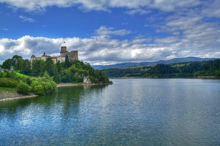 Zamek w Szaflarach
