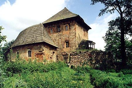 wieża rycerska w Witkowie