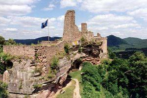 Zamek Grafendahn