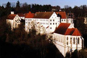 Pałac Schloss Heigerloch