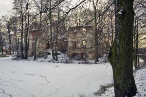 Dwór w Mirocinie Górnym