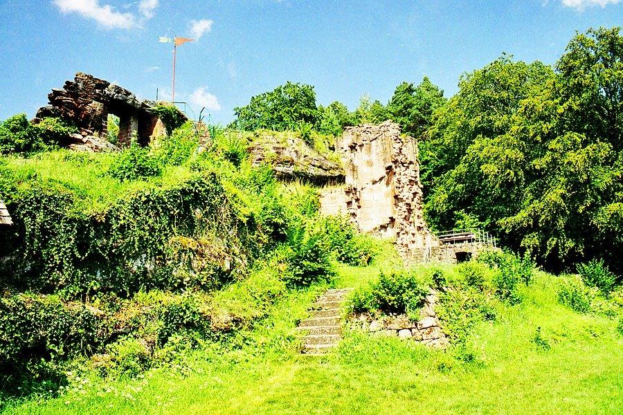 Zamek Neidenfels