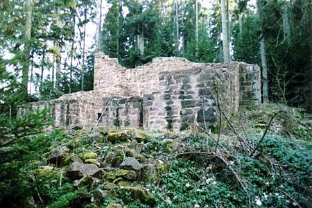 Zamek Rüdenburg