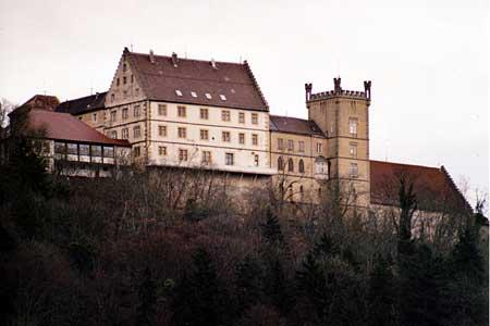 Zamek Weitenburg