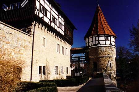 Zamek Zollernschlössle