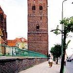 Mury miejskie w Środzie Śląskiej