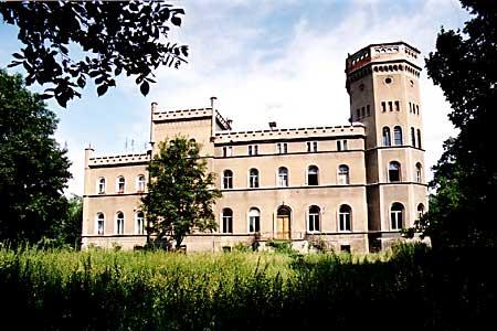Pałac w Świniarach