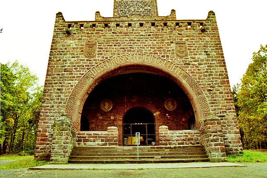Wieża Bismarcka w Bad Dürkheim