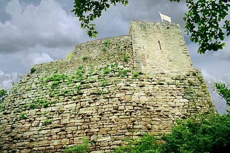 Zamek Ebensteinburg