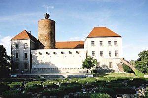 Zamek w Głogowie