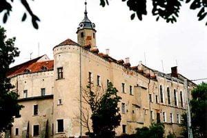 Zamek w Jaworze
