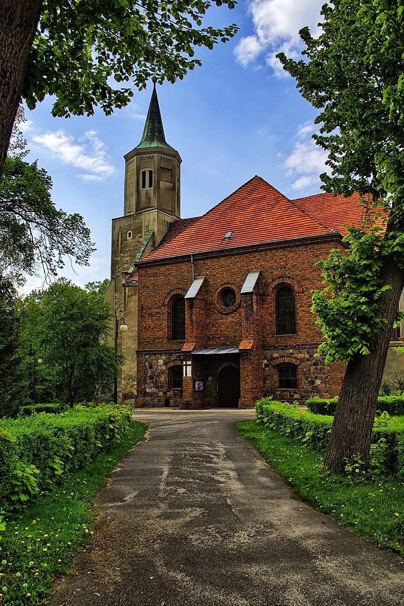 Kościół w Sławie