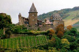 Zamek Stahleck