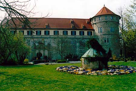 Zamek Hohentübingen