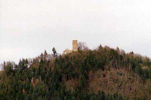 Zamek Yburg