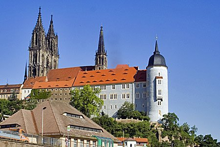 Pałac Albrechtsburg