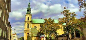 Kościół pw. św. Franciszka w Poznaniu