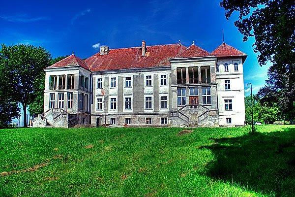 Pałac w Skoczowie