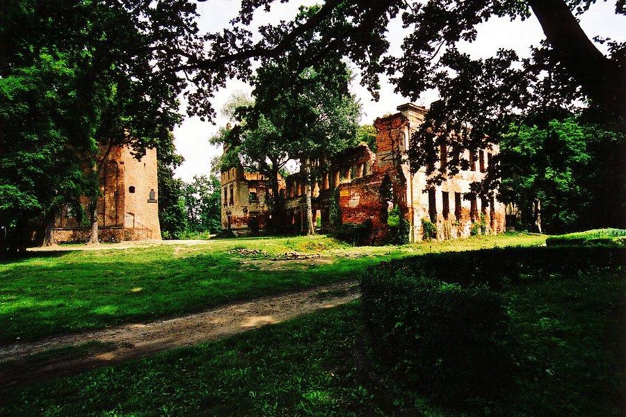 Pałac w Żmigrodzie