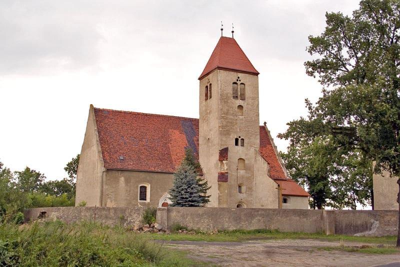 Kościół w Chotkowie