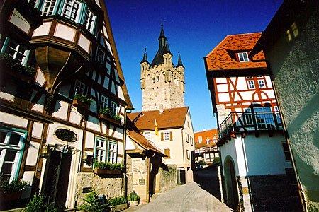 Kaiserpfalz w Bad Wimpfen