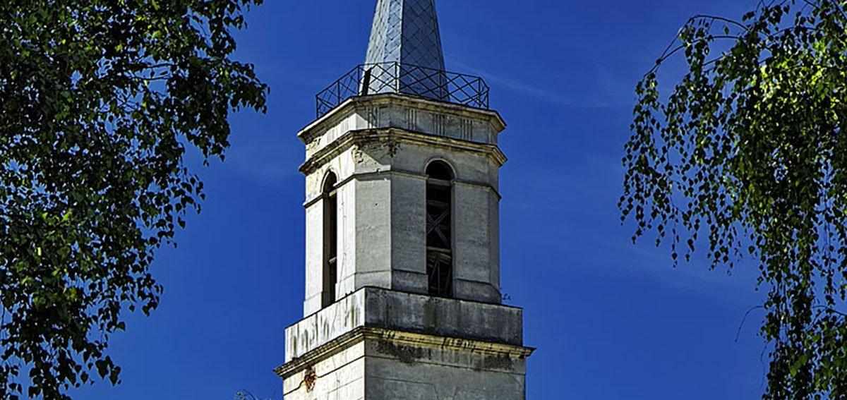 Dawny kościół ewangelicki w Kożuchowie