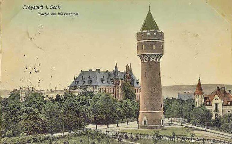 Wieża ciśnień w Kożuchowie