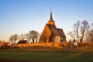 Kościół w Kurowie Wielkim