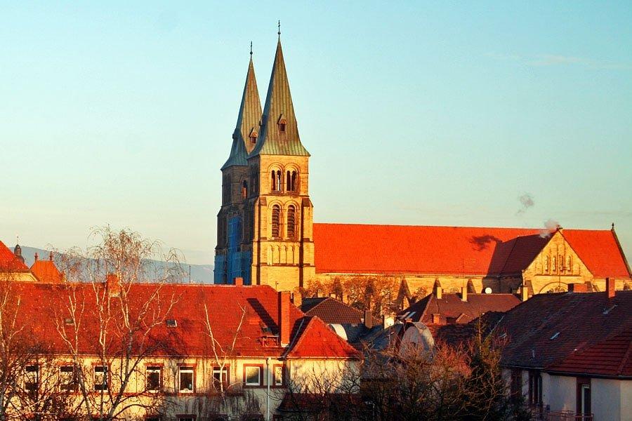 Kościół katolicki w Landau