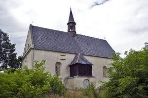 Kościół cmentarny w Lubięcinie