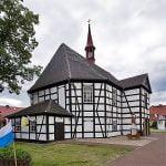 Kościół parafialny w Lubięcinie