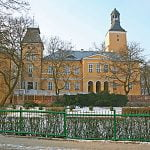 Zamek w Lubsku