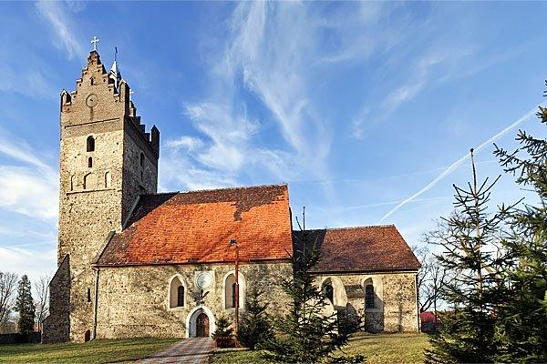 Kościół w Mycielinie