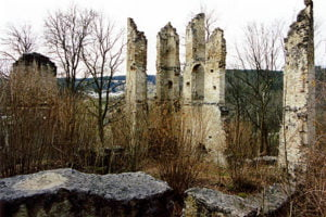 Zamek Neckarburg